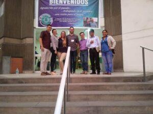 2018. Jóvenes latinoamericanos del ministerio SEAN. Congreso internacional 2018. Congreso internacional SEAN, Lima, Perú.