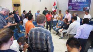 2018. Congreso internacional SEAN, Lima, Perú.