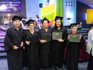 Graduación nacional, noviembre 2018